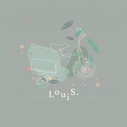 Faire-part Odilon collection - Louis