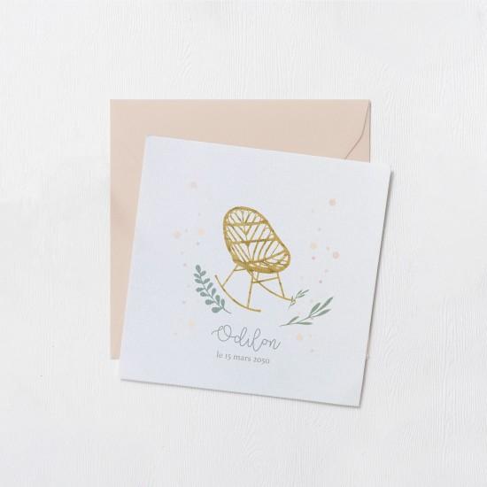Faire-part Odilon collection - Odilon