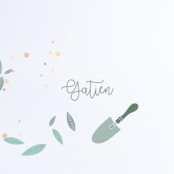 Faire-part Odilon collection - Gatien