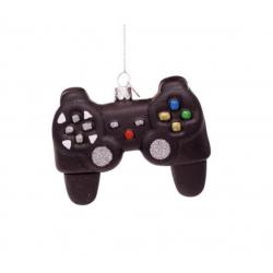 1 décoration de Noël - Manette de jeux vidéo