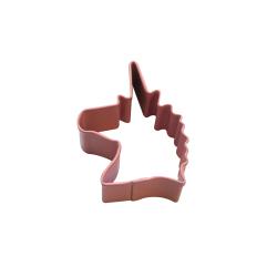 Emporte-pièce - Tête de licorne (petit format)