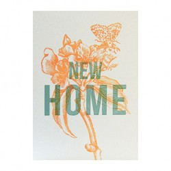 "Carte ""New Home"""