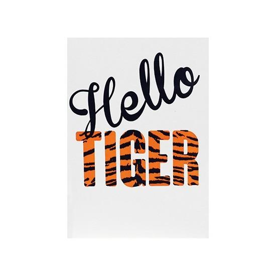 """Carte """"Hello Tiger"""""""