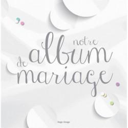 """Livre"""" Notre album de mariage"""""""