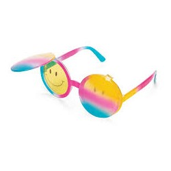Lunettes - Peace and love