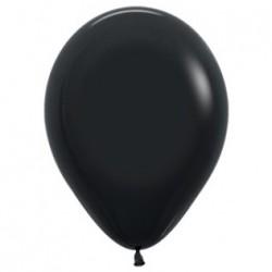 10 ballons noir