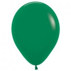 10 ballons - vert forêt