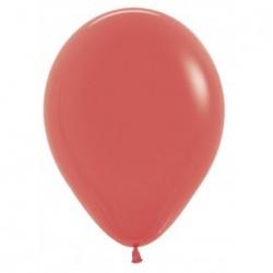 10 ballons corail