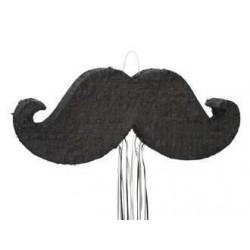 Pinata a tirer - moustache