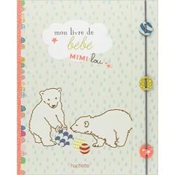 """Livre naissance  """"Mon livre de bébé Mimi'lou """""""