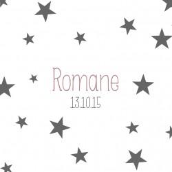 """Faire-part """"Romane"""""""