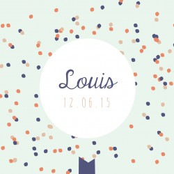 "Faire-part ""Louis"""