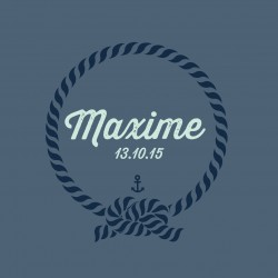 "Faire-part ""Maxime"""