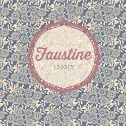 """Faire-part """"Faustine"""""""