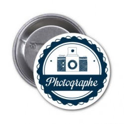 "Badge ""Photographe"""
