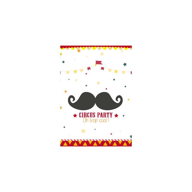 anniversaire au cirque belgique