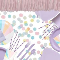 kit pastel - mauve