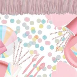 kit pastel - rose