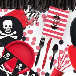 Kit anniversaire pirate