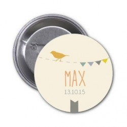 "Badge à personnaliser ""Max"""