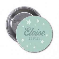 "Badge à personnaliser ""Eloise"""