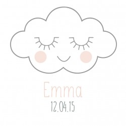 "Faire-part ""Emma"" PDF"