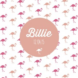 "Faire-part ""Billie"" PDF"