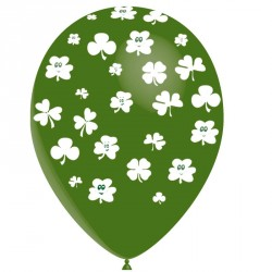 8 ballons de la Saint-patrick