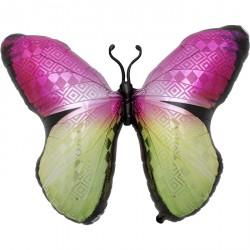 "ballon mylar "" Papillon"""