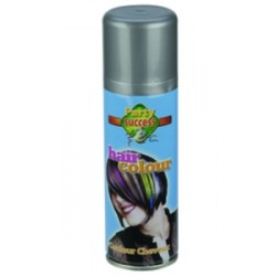 Laque pour cheveux -Argent