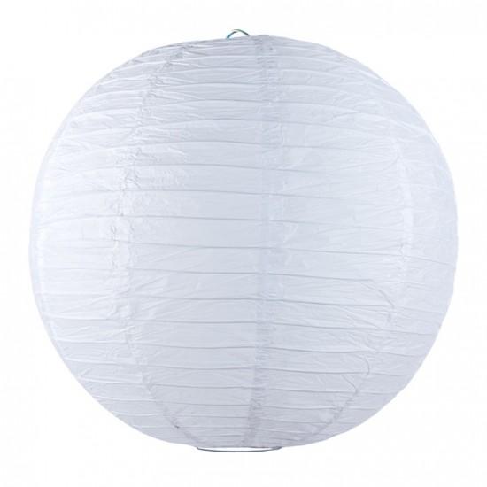 un lanterne chinoise blanche pour d corer une fete un anniversaire. Black Bedroom Furniture Sets. Home Design Ideas