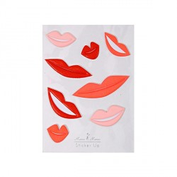 Stickers en 3D  Lips -Bouches