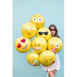 Kit D Anniversaire Smiley Happy Family