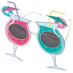 Lunette verres de cocktail