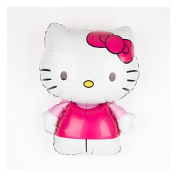 Ballon mylar-Hello kitty