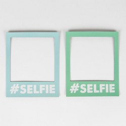 1 Cadre photo magnet-Selfie