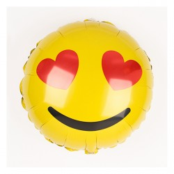"Emoji ""Smiley hearts"