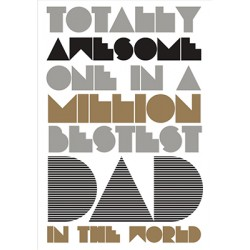 Carte - Awesome Dad