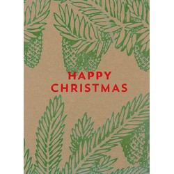 carte Happy Christmas
