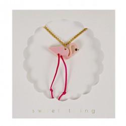 Collier - Flamingo