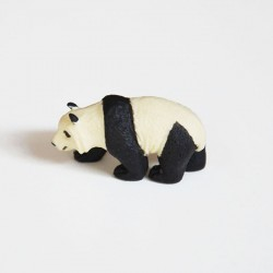 Mini figurine panda